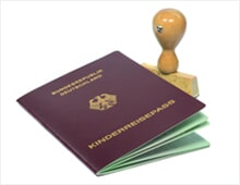 German passport and German citizenship - this is how one joins the European Union